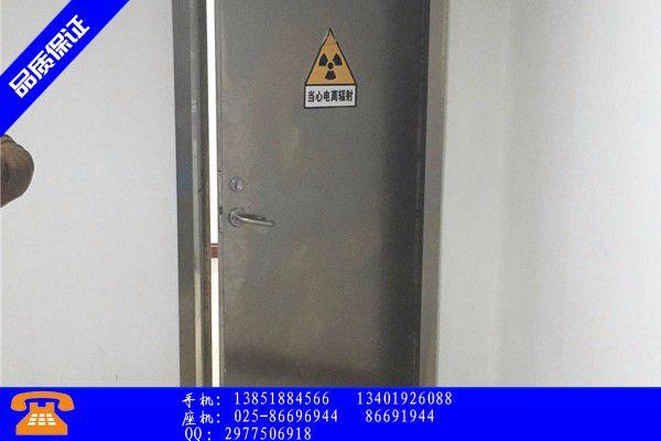 阜康市放射科铅板销售行业国际形势|阜康市机房铅板
