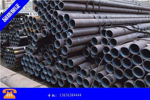 吉安市l290n管线钢管针对国内行业逆境对应策略