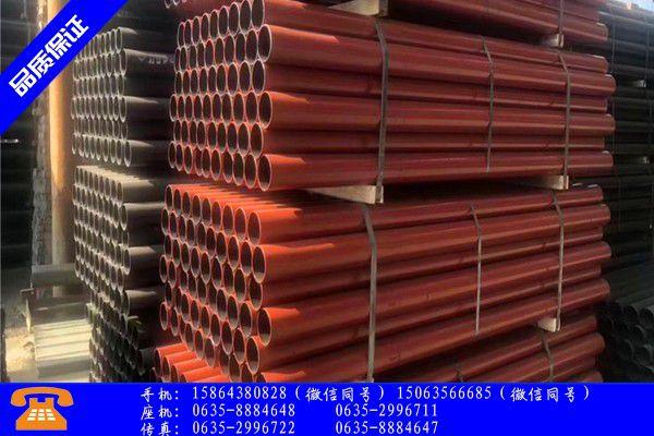 天津球墨铸铁管件价格发展前景广阔|天津铸铁管柔性接口是什么