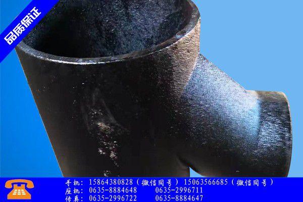 廊坊给水用球墨铸铁管大厂品质