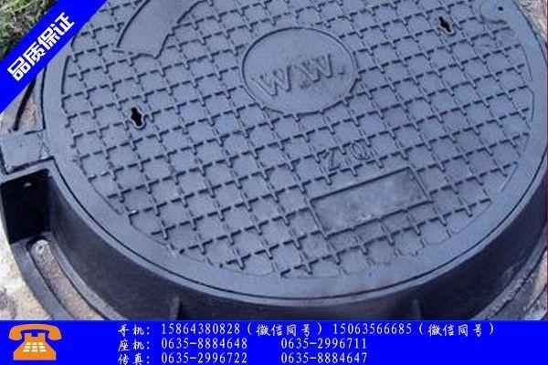 杭州树脂复合井盖安装加工生产的保障