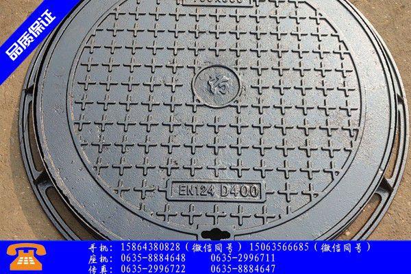桂林临桂区球墨铸铁井盖箅子大厂品质
