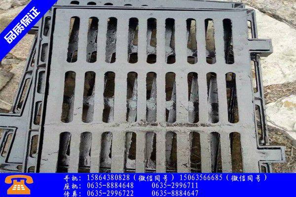 宜賓珙縣球墨鑄鐵管性能行業研究報告
