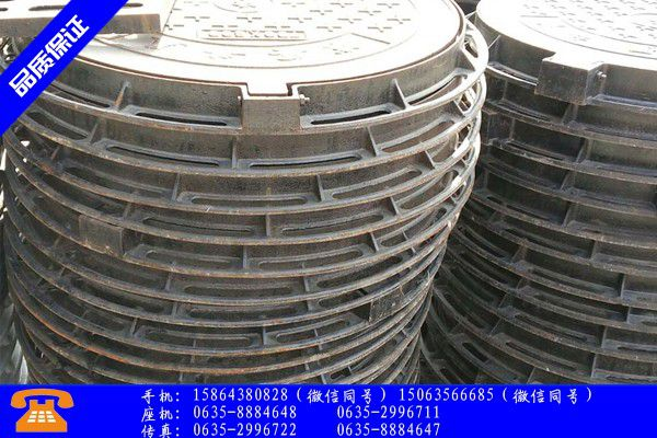 廊坊球墨铸铁水篦子大厂品质