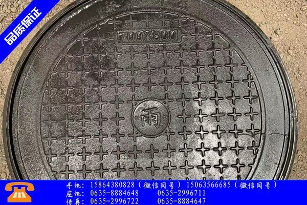 开封禹王台区铸铁球墨井盖价格后期处理部分的关键技术