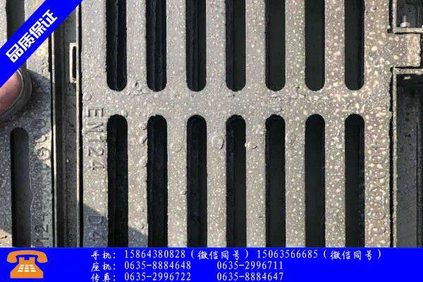 呼伦贝尔市球墨铸铁盘承短管分析项目