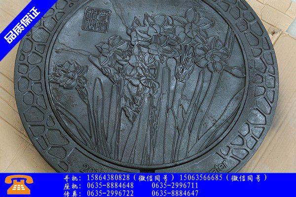 迪庆藏族德钦县的井盖产品的广泛应用情况