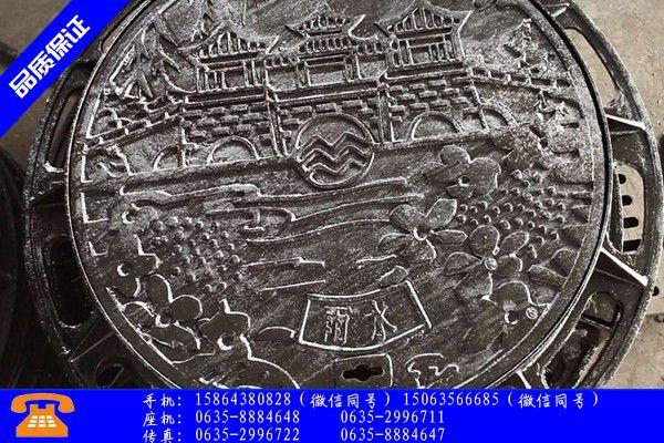 杭州建德文化井盖商品介绍