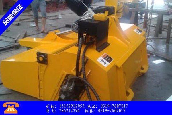 河南省滑移装载机清扫车品质提升
