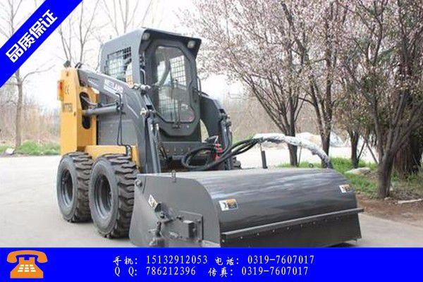 广西壮族自治区大型滑移装载机优质推荐|广西壮族自治区滑移装载机品牌