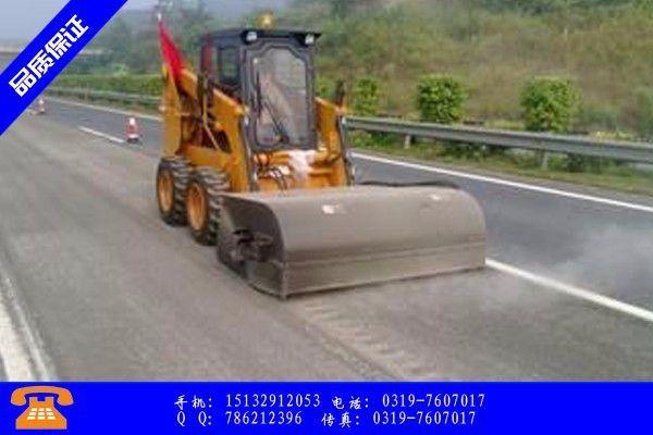安国市道路机械化清扫年末临近市场价格趋弱贸易商补货谨慎