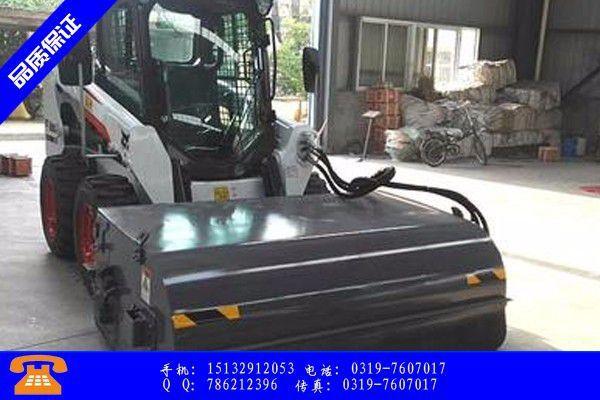 菏泽成武县汽车扫地机厂新市场报价