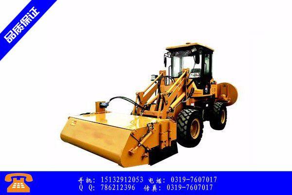 洛阳汝阳县城乡道路清扫主要功能与优势