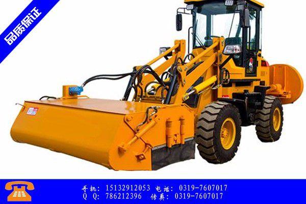 吴忠机械扫地机质量标准