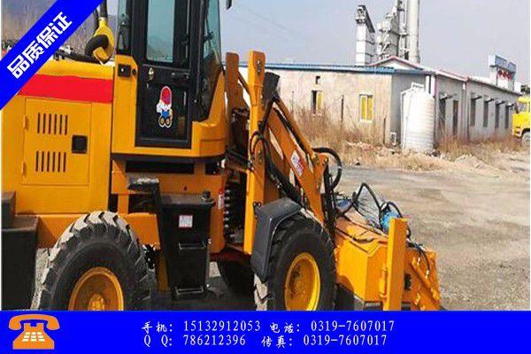 哈尔滨方正县装载机清扫车价格产品范围