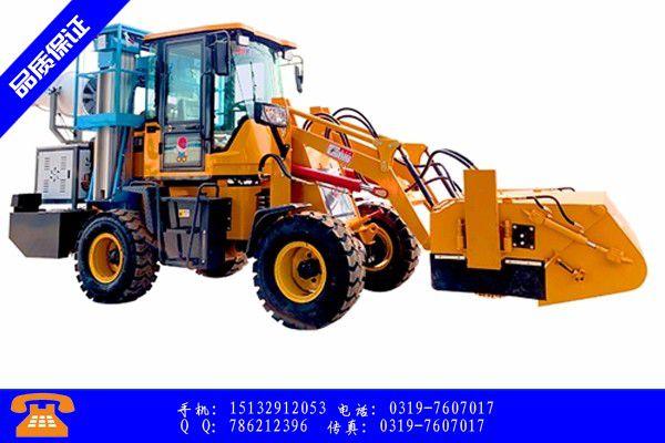 昌都地区边坝县装载机清扫车价格供应链品质管理