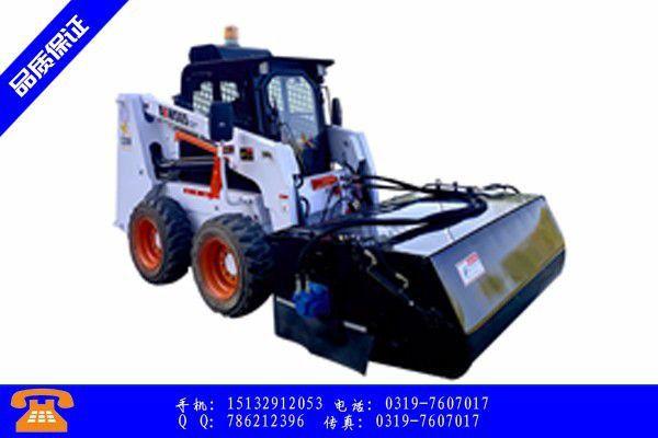 西安临潼区山猫路面清扫机处于年末价格反弹的力度有限