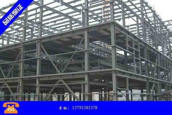 保定轻钢钢结构厂房行业战略机遇|保定钢构仓库