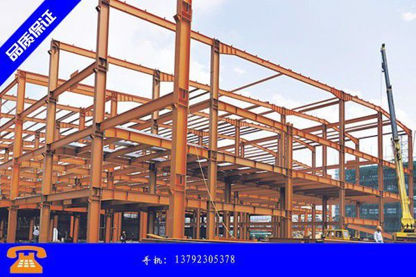 潜江单层钢结构厂房钢结构工艺特点说明