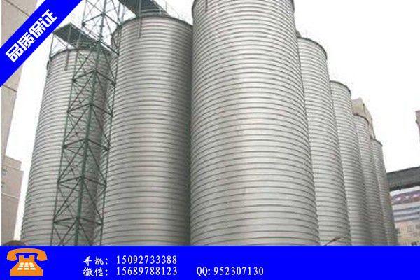 青州市粮食钢板仓厂家是什么