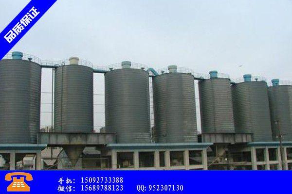 武汉洪山区钢板仓招标市场看点与期待