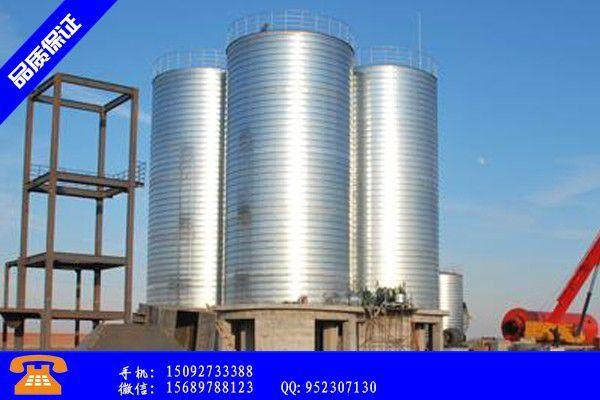 安国市钢板仓设备生产厂家市场企稳还需时日