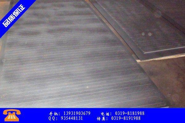 侯马市16mn耐磨钢板工作不稳定的原因