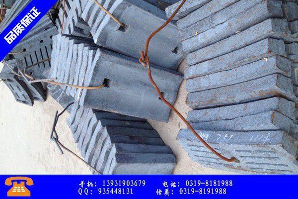 南昌市复合钢板耐磨原料提振本周呈现偏强运行状态