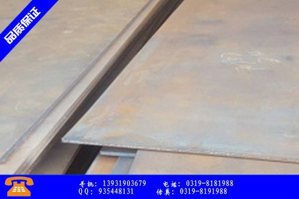 宜昌耐磨钢板报价常见的规格型号及理论重量