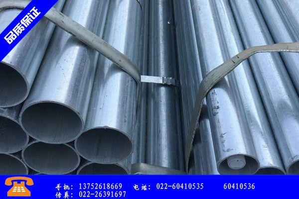 雙城市鍍鋅厚壁管主要功能與優勢