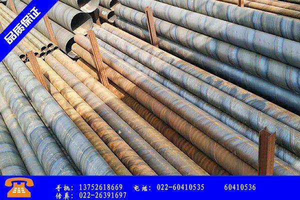 张家界永定区dn426螺旋钢管行业关注度高