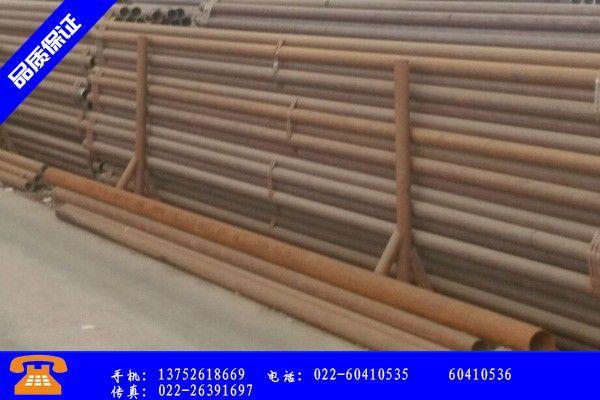 滕州市45号厚壁无缝钢管大量现货