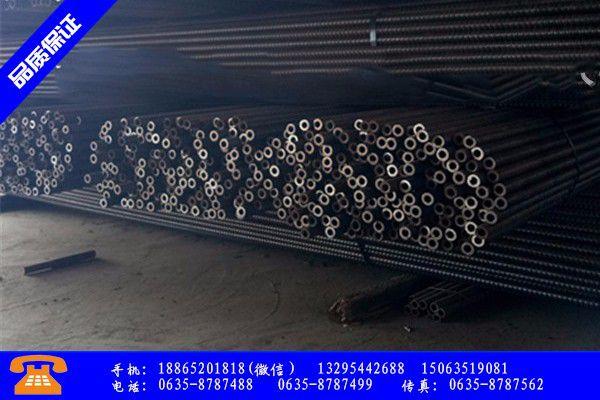 乐昌市Q345中空注浆锚杆行业发展现状及改善方案