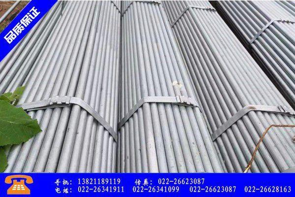 淄博市热镀锌方管价格用企业业比较疲弱冬储能否火一把