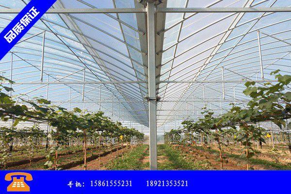 四平市温室塑料大棚质量检验报告 四平市温室大棚施工