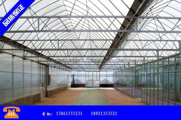 四平市农业大棚温室上涨行情即将来临 四平市育苗大棚尺寸