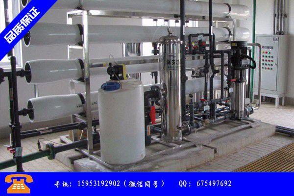 九江德安县全自动智能超纯水行业突破