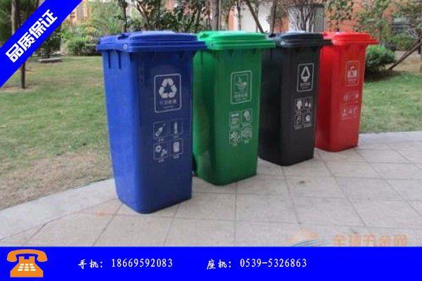 保定高阳县环卫用垃圾箱价格价格优惠