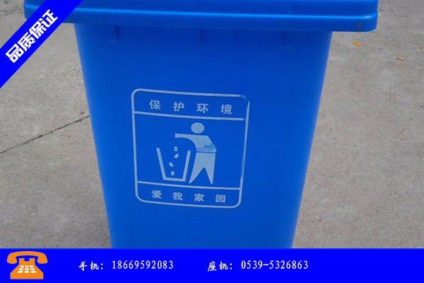 伊春铁力环卫垃圾桶制作高价值