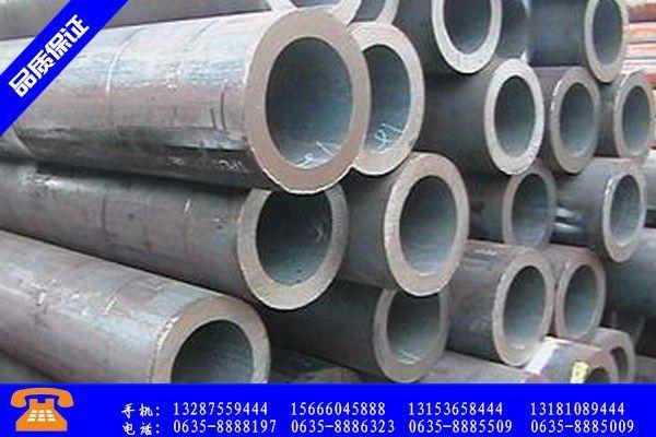 大同大同县无缝钢管大口径行业发展现状及改善方案