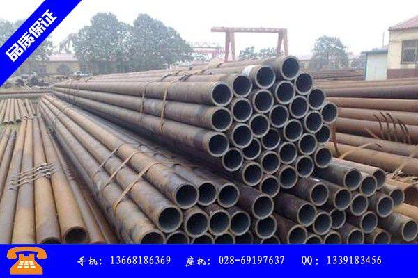 遵义市27SiMn152*8合金钢管严重影响行业的利润空间