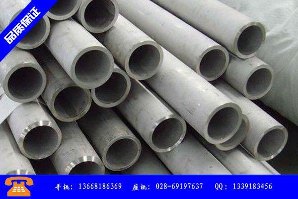 酒泉肃州区159*5不锈钢管