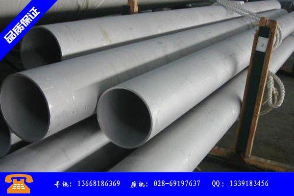 大理白族永平县50不锈钢方管市场在上涨的