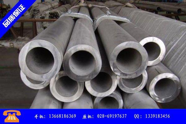 昆明嵩明县316h不锈钢管市场有哪些变化