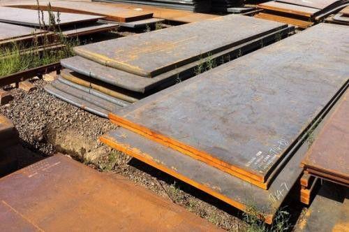 广汉市15crmo钢板制造工艺发生变形原因及预防措施