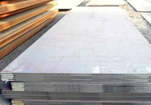 舞钢市q345r锅炉容器板品质改善