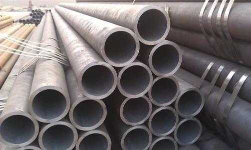 洪湖市35crmo180*8无缝钢管我们市场报价持稳市场心态趋于谨慎