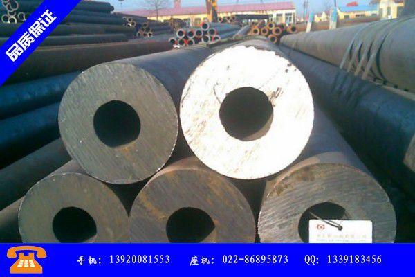 常德鼎城区16mn127*5合金钢管场运平稳无起色