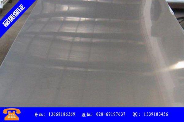 重庆璧山区304镜面不锈钢板行业面临着发展机遇