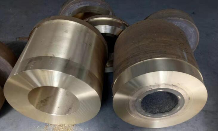达州通川区锡青铜套实现自研应用